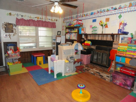 Kid N Kaboodle Day Care Setup Pictures